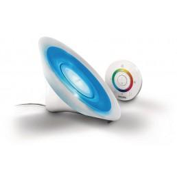 Aanbieding Philips Living Colors Aura White 7099860PH tafellamp / vloerlamp