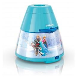 Uitverkoop 717690816 Disney Frozen nachtlampje / projectielamp