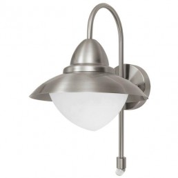 Aanbieding 87105 Sidney met sensor Eglo wandlamp buitenverlichting