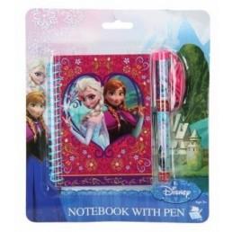Disney Frozen schrijfblokje met pen