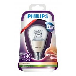 Philips LED WarmGlow E14 led lamp 6W dimbaar