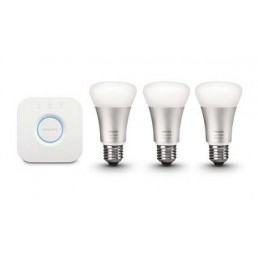 8718696592946 Philips Hue White & Color starterpack E27