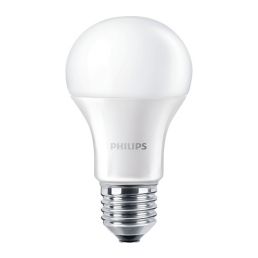 Philips E27 led lamp 13W (100W) warmwit niet dimbaar