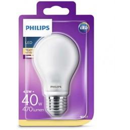 LEDClassic 4,5W (40W) E27 Philips led gloeilamp
