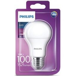 Philips E27 led lamp 13W (100W) warmwit niet dimbaar