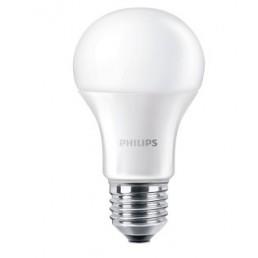 Philips E27 led lamp 8W (60W) warmwit niet dimbaar