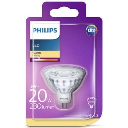 MR16 led Philips 3W(20W) GU5.3 12 volt