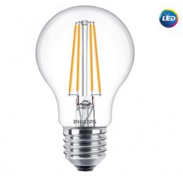 Classic filament led lamp E27 7W (60W) niet dimbaar