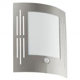 88144 City met sensor Eglo wandlamp buitenverlichting