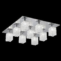 89493 Pyton Eglo plafondlamp