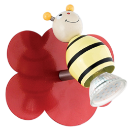 Actie93139 Taya 1 Eglo LED kinderlamp