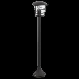 93408 Aloria Eglo zwart vloerlamp
