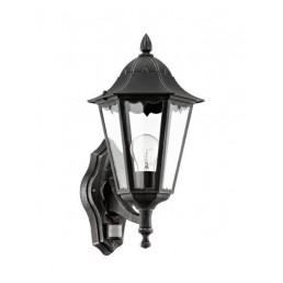 Actie 93458 Navedo met sensor Eglo wandlamp buitenverlichting
