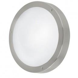94121 Vento 1 Eglo LED wand & plafondlamp buitenverlichting