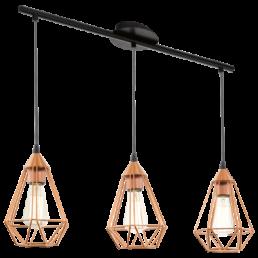 94195 Eglo Tarbes Vintage hanglamp
