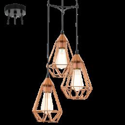 94196 Eglo Tarbes Vintage hanglamp