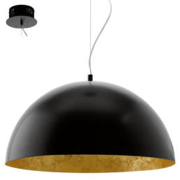 94228 Eglo Gaetano Vintage hanglamp zwart