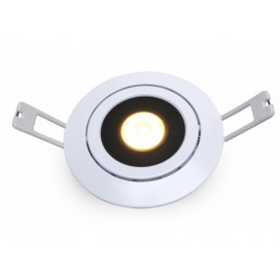 DecaLED 94505008 Flexo-R White 10W Downlight