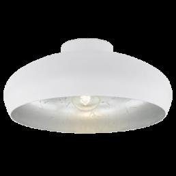 94548CL Eglo Mogano Vintage plafondlamp wit Beschadigde Verpakking