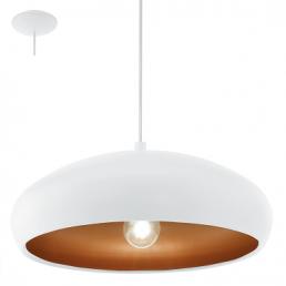 94606 Eglo Mogano Vintage hanglamp wit