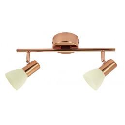 SALE 94737 Eglo Glossy 2 plafondlamp koper