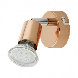 Actie 94772 Eglo Buzz-Copper wandlamp koper