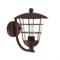 94854 Eglo Pulfero bruin wandlamp