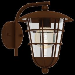 94855 Eglo Pulfero bruin wandlamp