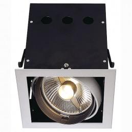 Aanbieding SLV 115104 Aixlight Pro 1 Frame ES111 inbouwspot