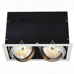 Aanbieding SLV 115114 Aixlight Pro 2 Frame ES111 inbouwspot