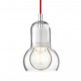&tr-200342-rod &tradition Bulb Hanglamp (Rood)