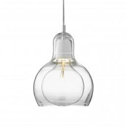 &tr-200400-tpt &tradition Mega Bulb Hanglamp Snoer (Transparant)