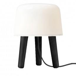 &tr-20403194-zwt &tradition Milk Tafellamp Gebeitst (Zwart)