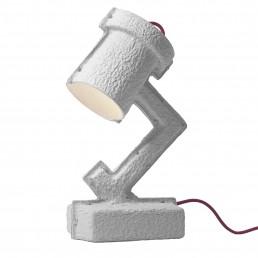 &tr-20851231 &tradition TrashME Tafellamp (Grijs)