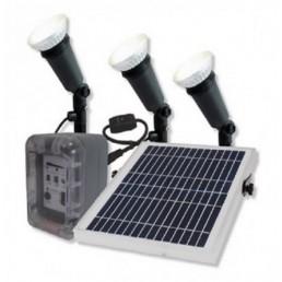 ASL-200 Alecto zonnepaneelset
