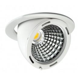 Banaanspot LED wit 1100lm 2200K >80Ra 15gr.