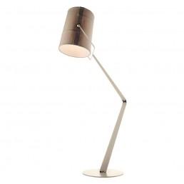 die-LI043250E Diesel Fork vloerlamp ivoor kap ivoor onderstel