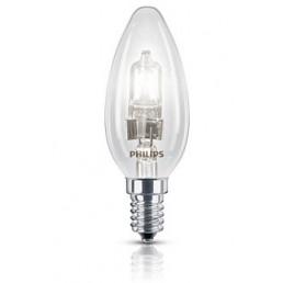 Halogeen kaarslamp E14 28W (35W) EcoClassic Philips