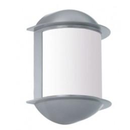 SALE 96354 Eglo isoba buiten-led-wandlamp 500lm grijs