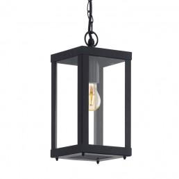 94788 Eglo Alamonte 1 zwart hanglamp