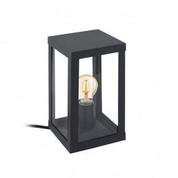 94789 Eglo Alamonte 1 zwart tafellamp