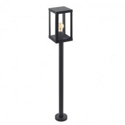 94833 Eglo Alamonte 1 zwart vloerlamp