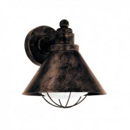 94858 Eglo Barrosela koper wandlamp