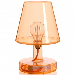 fat-9004044 Fatboy Transloetje tafellamp LED oranje