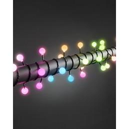 Actie Konstsmide 3699-500 Led lichtsnoer globe kleurwissel