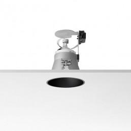 flo-03.4450.74A Flos Easy Kap inbouwspot zwart