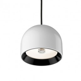 Aanbieding F9560009 Flos Wan C/W plafondlamp wit