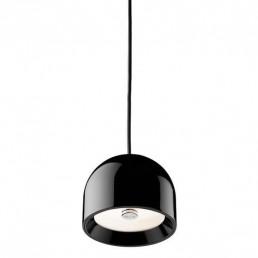 Aanbieding F9550030 Flos Wan C/W plafondlamp zwart