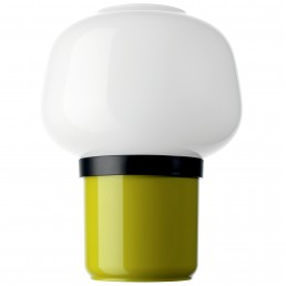 fos-24500140-grn Foscarini Doll tafellamp groen