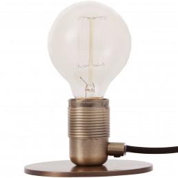 frm-FR-2702 Frama E27 tafellamp brons